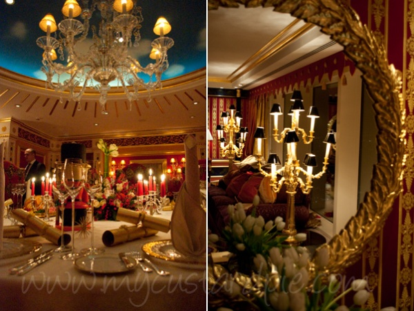 Christmas at the Burj al Arab - Royal Suite