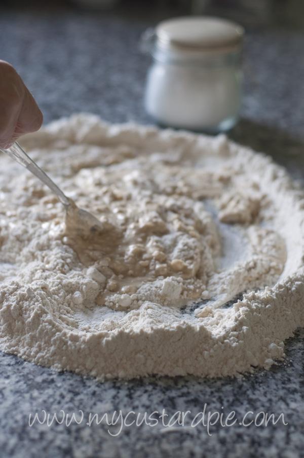 Making bread MyCustardPie