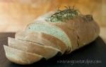 Rosemary bread My CustardPie