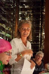Women and wine lunch Dubai