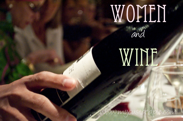 Women and wine