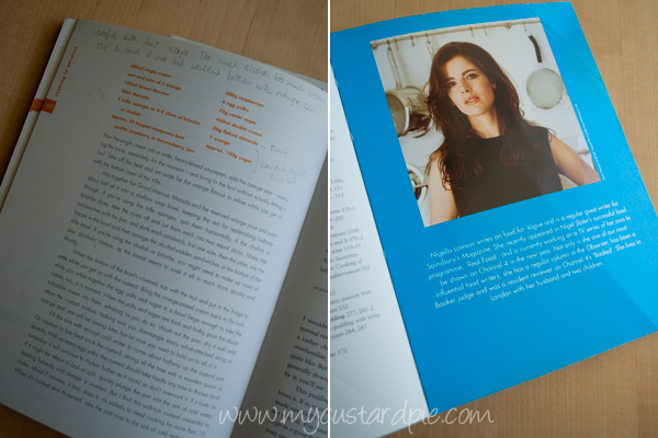 Pages from How to Eat by Nigella Lawson