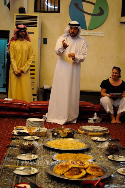 Cultural breakfast
