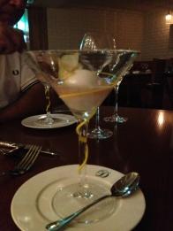 sloe gin sorbet