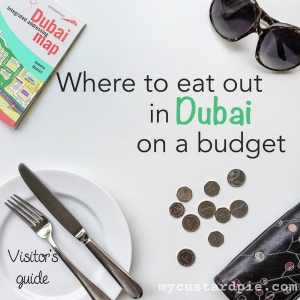 Where to take visitors to eat in Dubai – on a budget