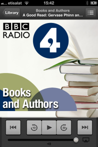 Books and Authors BBC Radio 4