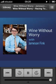 Wine without Worry Jameson Fink