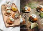 Blinis with smoked salmon – mycustardpie.com