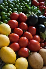 Produce from Farmers market