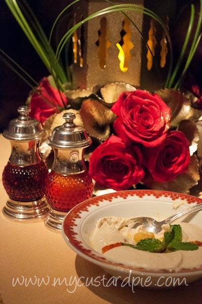 Iftar at Burj al Arab