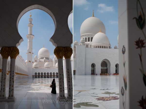 An essay on my visit to the masjid al muminun mosque