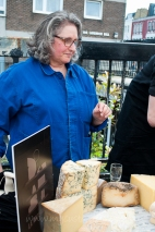 Patricia from La Fromagerie