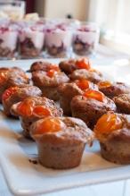 cho muffins