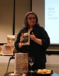 Patricia Michelson launches Jones cheese club – My CustardPie