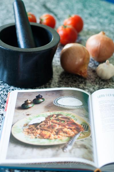 The Jewelled Kitchen cookbook