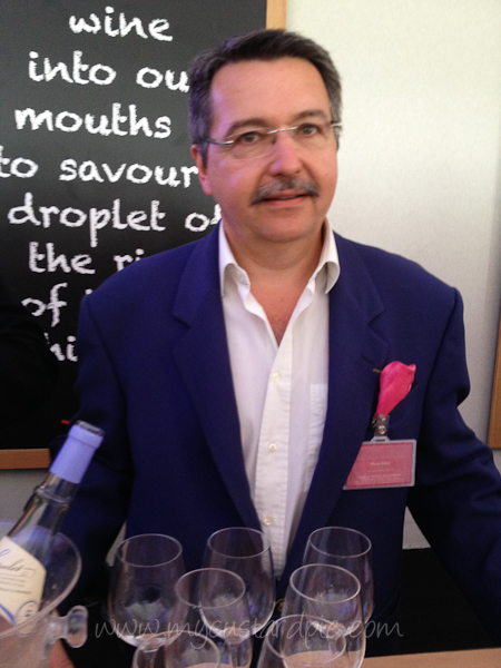 French wine maker