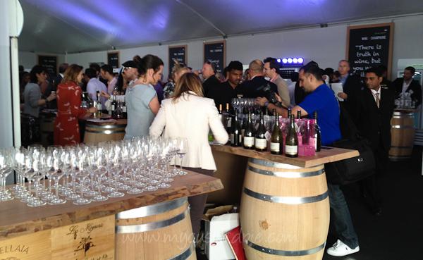 A+E wine fair