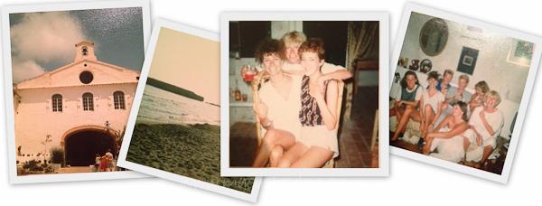 Memories of Spain - My Custard Pie