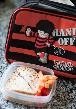 Tips for packed lunches