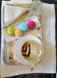 Afternoon tea at the Palace
