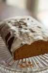 Ginger cake with Turkish Delight icing – My CustardPie-1-4