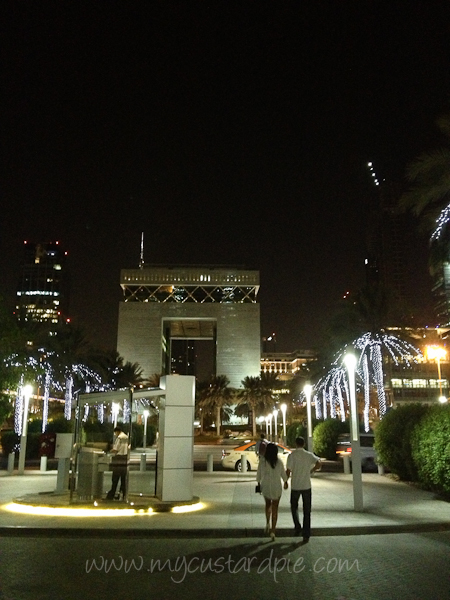 View from the Boulevard