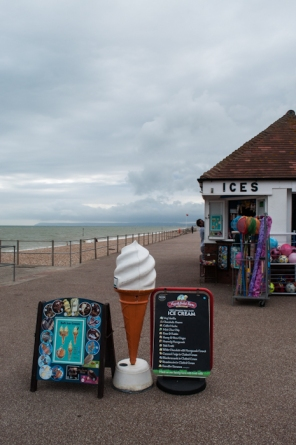 Bexhill sea front