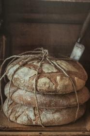 Breton bread