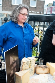 Patricia Michelson of La Fromagerie