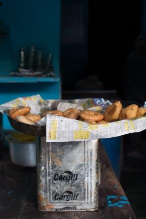 Street snacks