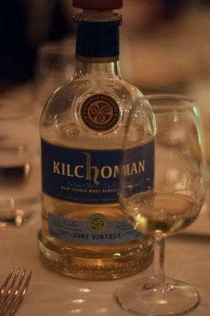 Kilchoman tasting in Dubai