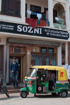Pashmina shop