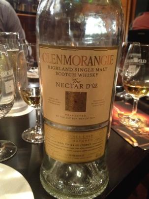 Glenmorangie tasting in Dubai