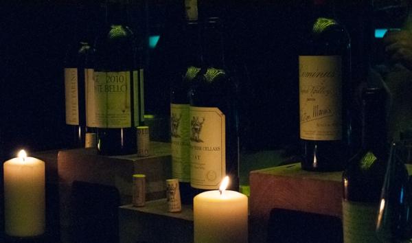 Le Clos USA wine tasting