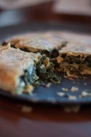 Moorish pie