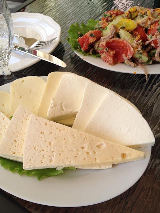 Georgian food at Ambasadori - My Custard Pie
