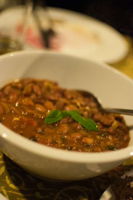 Georgia food at Azarpesha - My Custard Pie