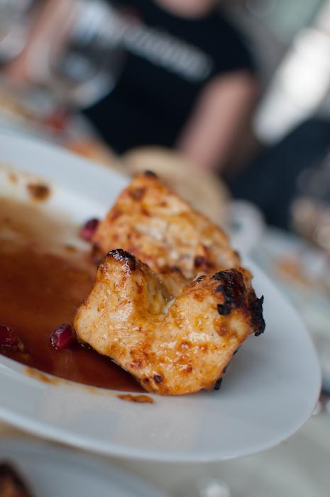 Georgia food at GCW - My Custard Pie