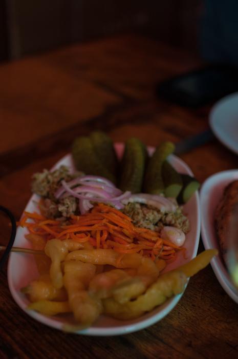 Georgia food at Kala - My Custard Pie