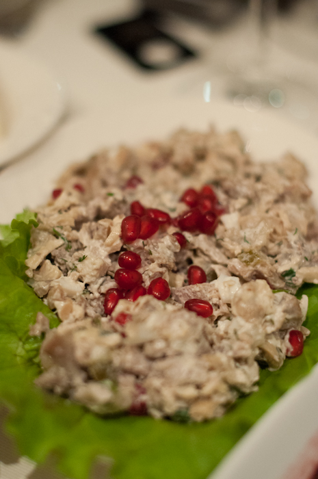 Georgian food at Kopala - My Custard Pie