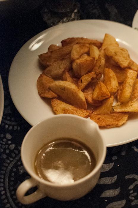 Georgia food at Pheasants Tears - My Custard Pie