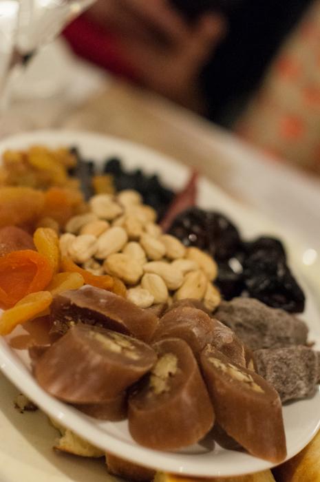 Georgia food at Tabla - My Custard Pie-1