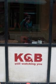 KGB next door