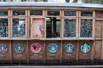 Starbucks in Tbilisi