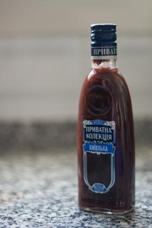 Georgian plum sauce