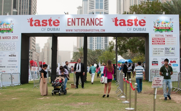 Taste of Dubai