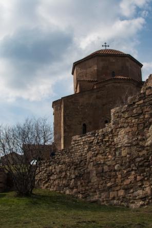 Jvari monastery - Georgia