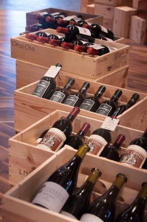 Wine at The Cellar, Al Hamra