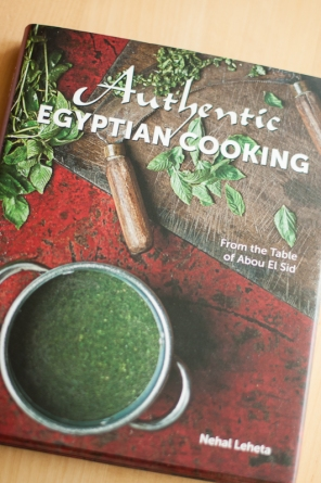 Authentic Egyptian Cooking - book review by My Custard Pie