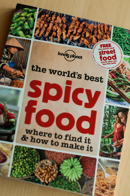 Spicy food - www.mycustardpie.com